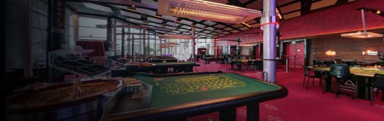 Der Blick auf die Spielbank Bad Wiessee. Herzlich willkommen! - Picture of Spielbank Bad Wiessee