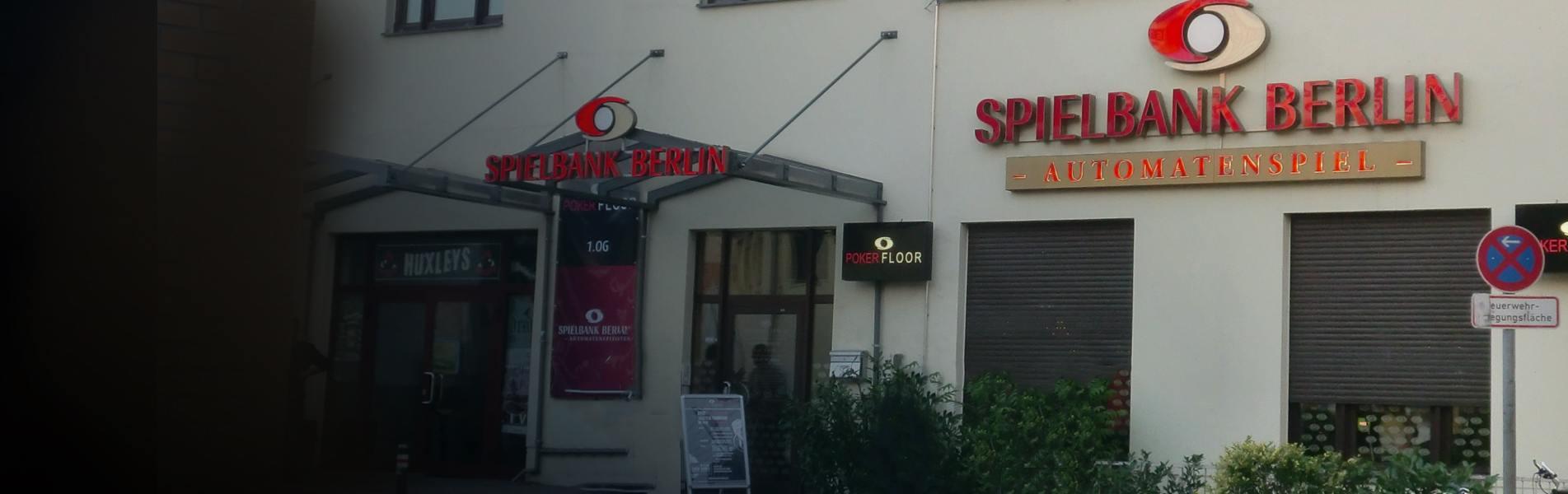Spielbank Berlin-Hasenheide in Neukölln