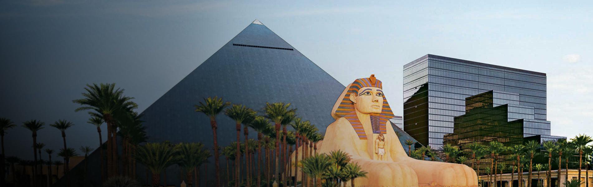 Luxor Casino Las Vegas 1