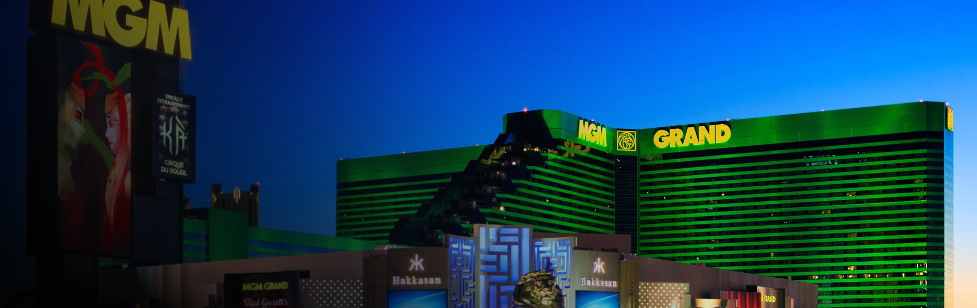 MGM Grand Casino Las Vegas