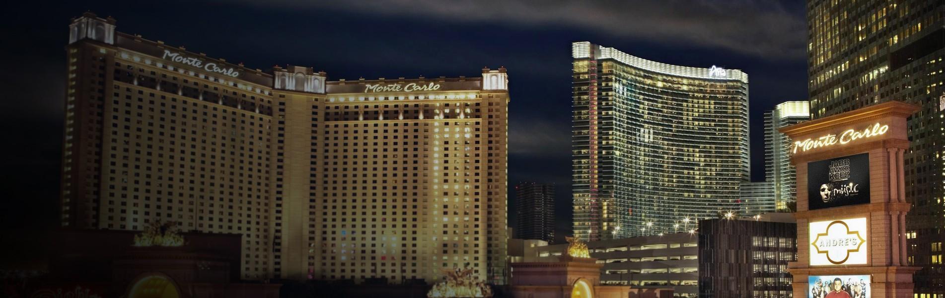 Monte Carlo Casino Las Vegas 1