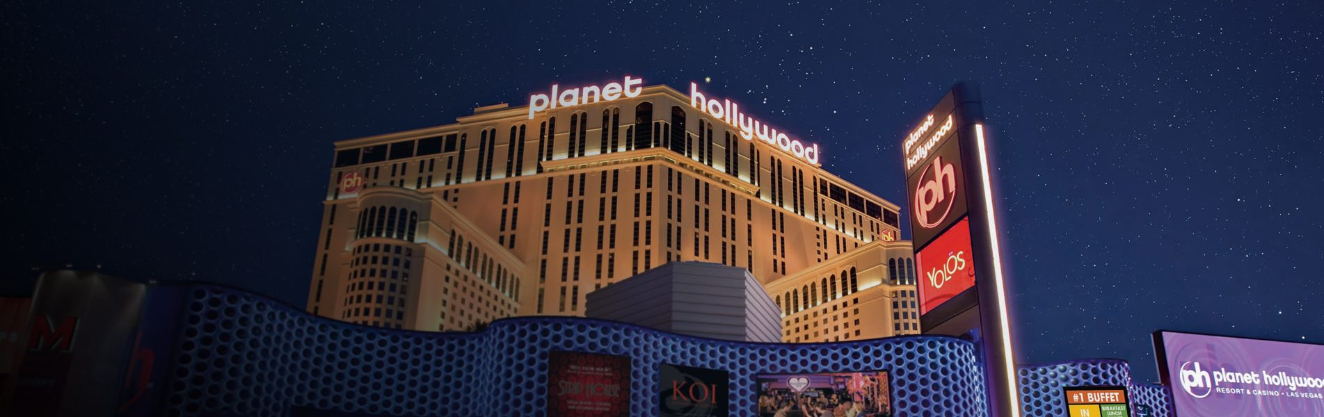 Planet Hollywood Casino Las Vegas 1