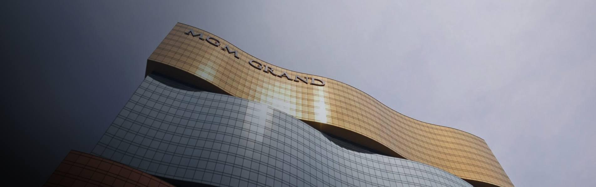 MGM Macau Casino 1