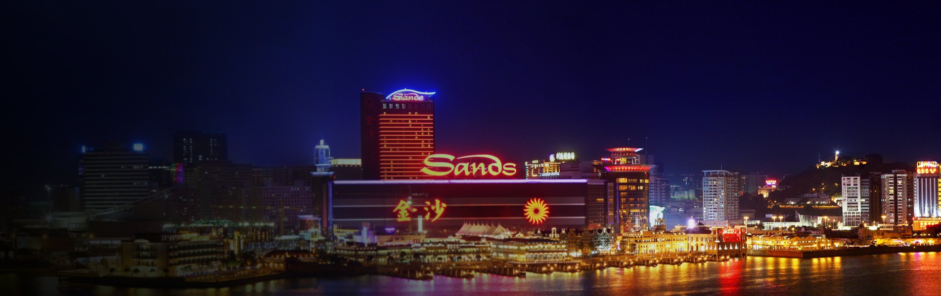 Sands Macao Casino 1
