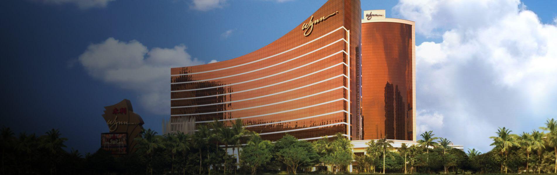 Wynn Casino Macau 1