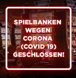Spielbanken Corona